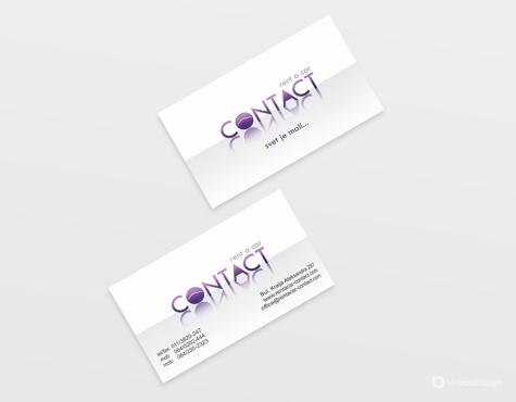 contact-rentacar-dizajn-vizitkarte