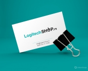 logitechshop-dizajn-vizitkarte