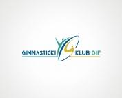 logo-dizajn-gimnasticki-klub-dif
